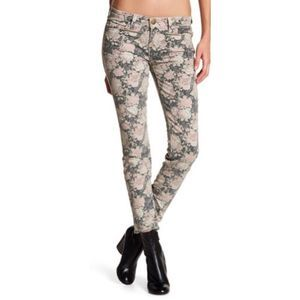 Current/Elliott The Stiletto skinny jeans A0289